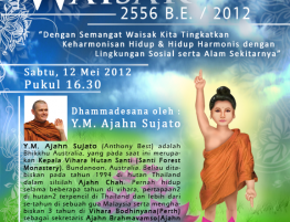 Waisak-2556-BE-2012