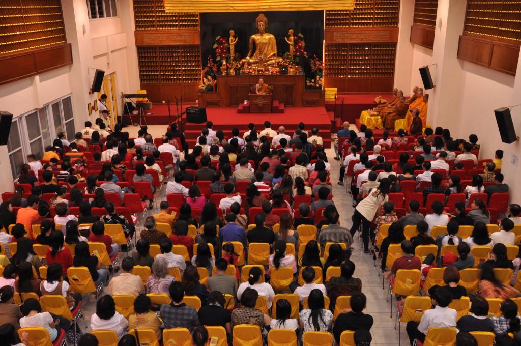 Dharmasala Lantai 1