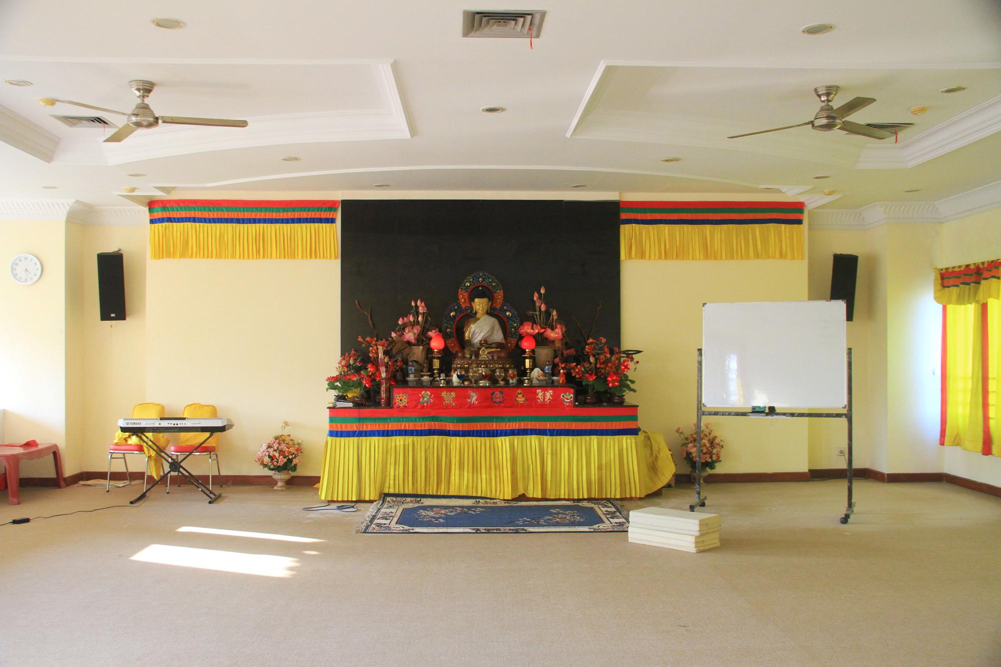 Dharmasala Lantai 3