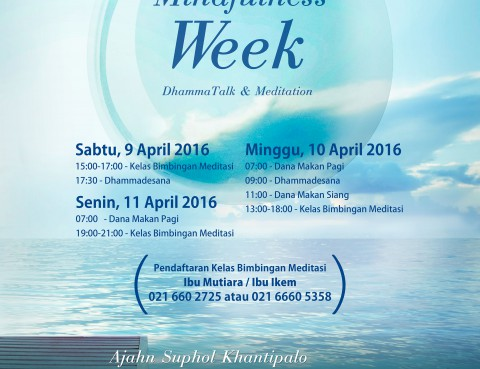 Mindfulness Week