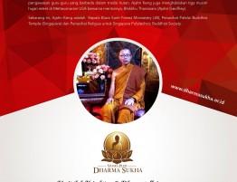 Ajahn Keng Dharma Talk 17 Agustus 2016